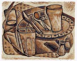 Pots by Neil Bousfield