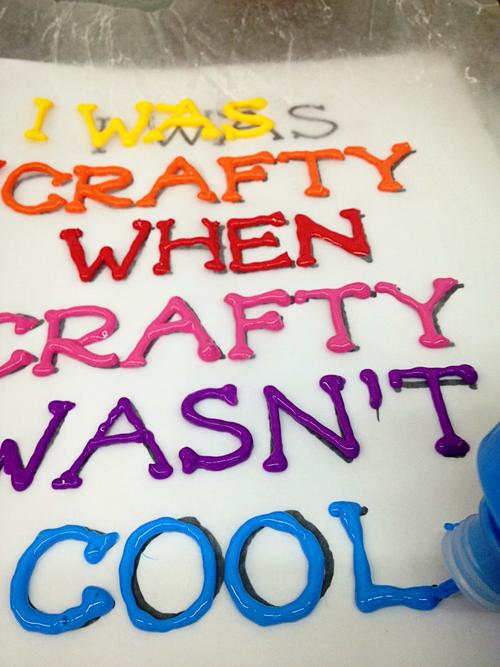 ilovetocreate blog i was crafty when crafty wasn t cool canvas