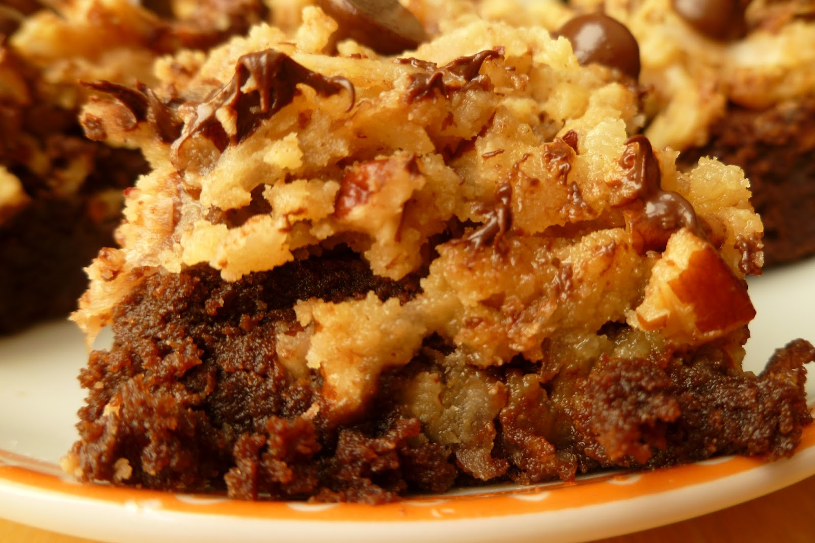 The Pastry Chef's Baking: German Chocolate Brownies