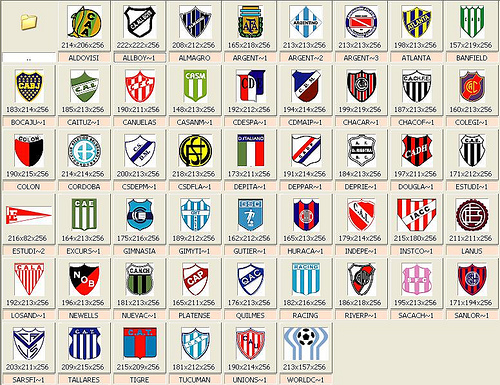 Anotando f 218 tbol argentina tabla historica