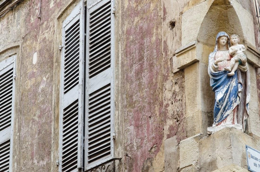 Aix en Provence - oratoire