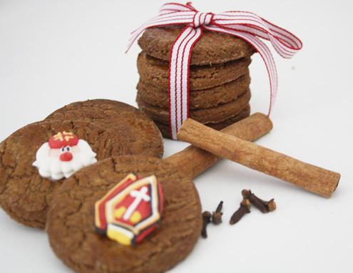 Sinterklaas speculaasjes