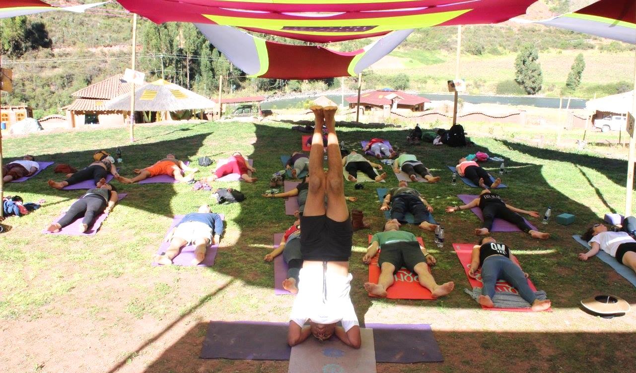 Eco Yoga Asrama