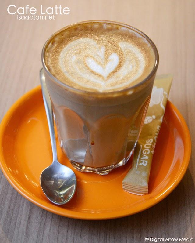 Cafe Latte - RM11