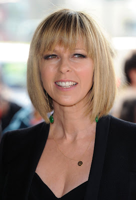 Kate Garraway at the Tric Awards