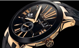 Gorgeous watches from Ulysse Nardin Sonata