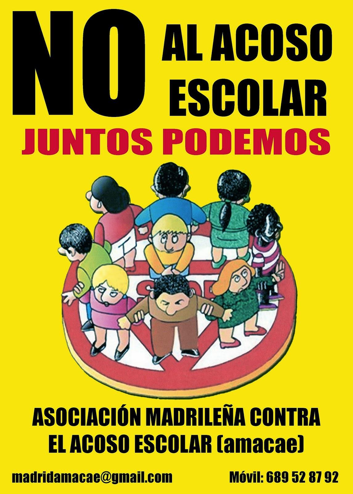 Asociación Madrileña contra el acoso escolar (AMACAE)