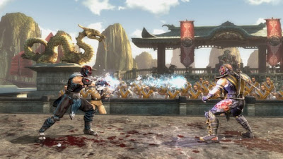 Download Mortal Kombat Komplete Edition-FLT Pc Game