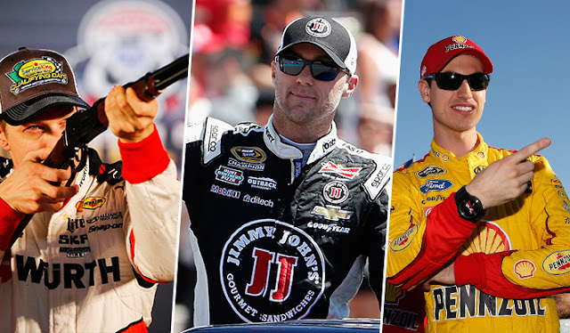 A look at the chances of Keselowski, Harvick and Logano this weekend in Phoenix.
