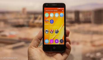 5.5 inç'lik Akıllı Telefon Alcatel Pixie 3 Tanıtıldı