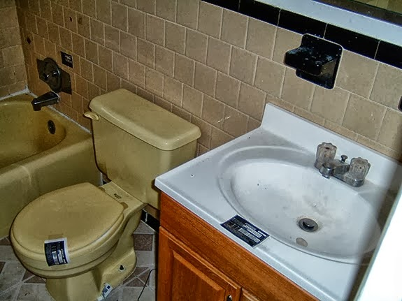 Aesthetic Oiseau Ao House Tour Guest Bathroom Renovation