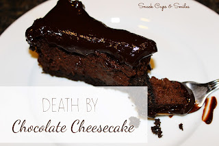 Death by Chocolate Cheesecake!