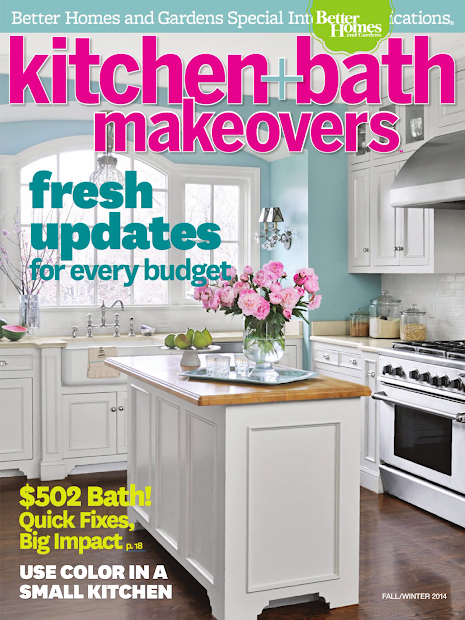 Beau Better Homes And Gardens Magazine Kitchen
