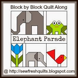 Elephant Parade Quilt Along