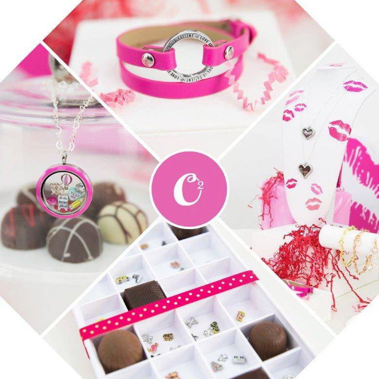"Come create a very special way to say ""I Love You!"" to the special women in your life or drop a hint to your significant other that you want an Origami Owl Living Locket this Valentine's Day. 