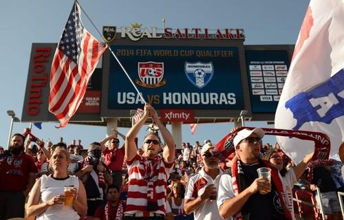World Cup Qualifier 2014 - USA vs Honduras