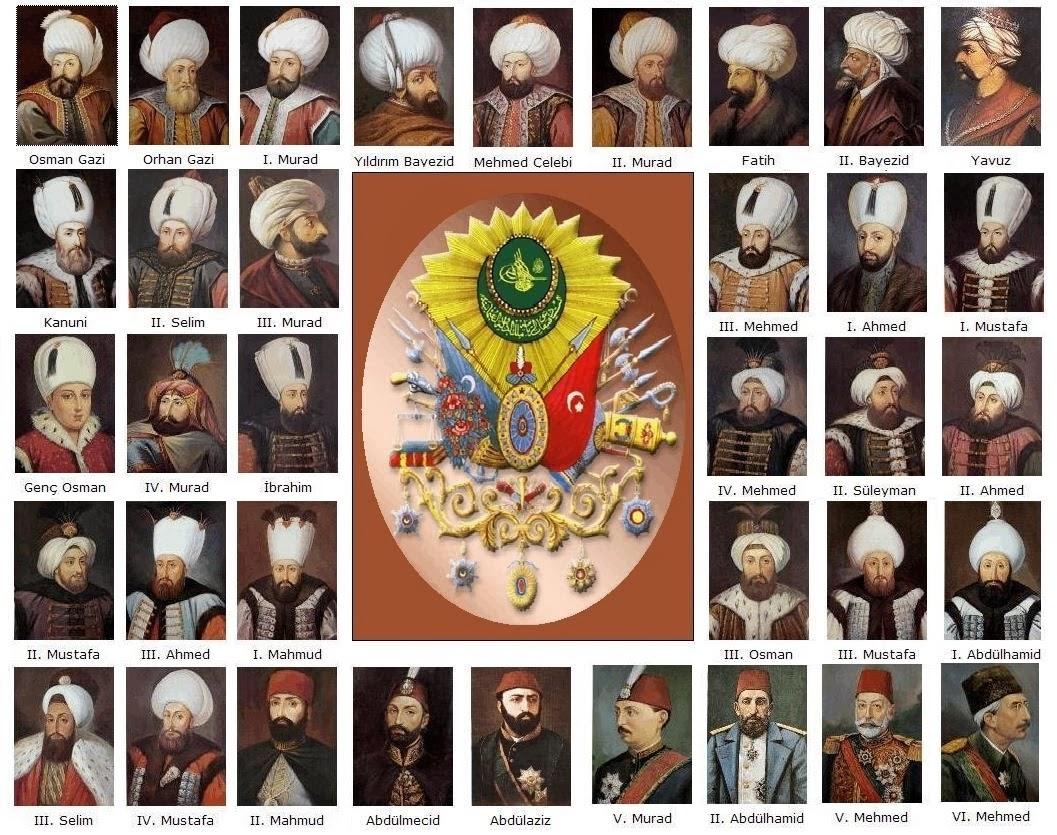 Osmanlı Devleti resmi