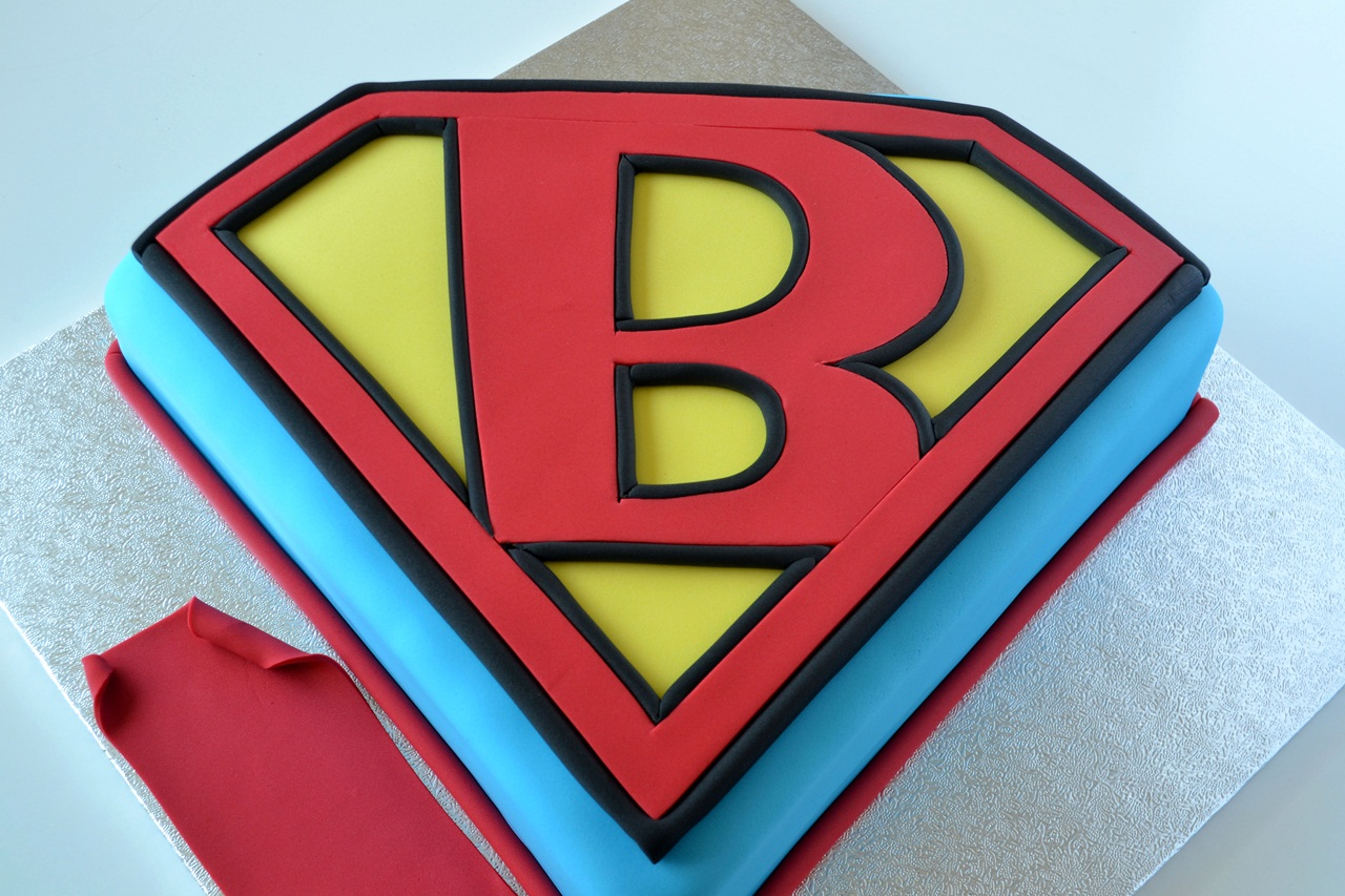 Superman Logo Template For Cake Pin Superman Logo Birthday Cake By Ohana Designs Cake On