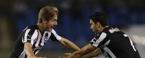 Promessa do Botafogo livre no mercado