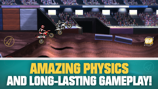 Mad Skills Motocross 2 v1 Full Apk İndir