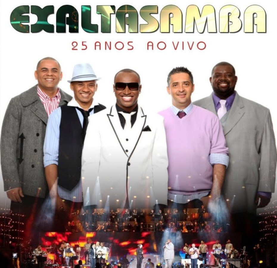 dvd exaltasamba 25 anos audio download