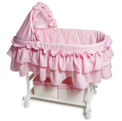 Bassinet Covers For Girls