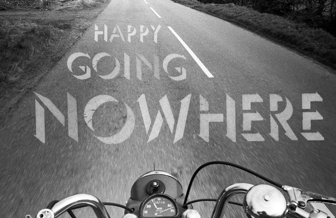 Happy Going Nowhere