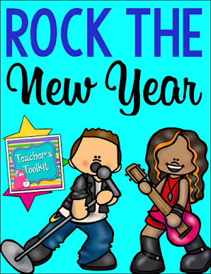 Rock the New Year Promotional Freebie