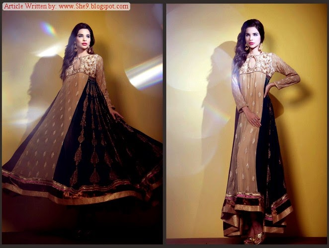 Arsalan Ahmed Couture Formal Winter Collection 2014-2015