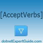 ASP.NET MVC: AcceptVerbs