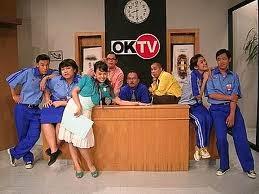 Komedi TV Dulu dan Sekarang