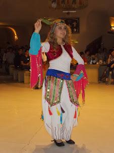 """Turkish Nights"" cultural programme at ""Evranos Restaurant""."