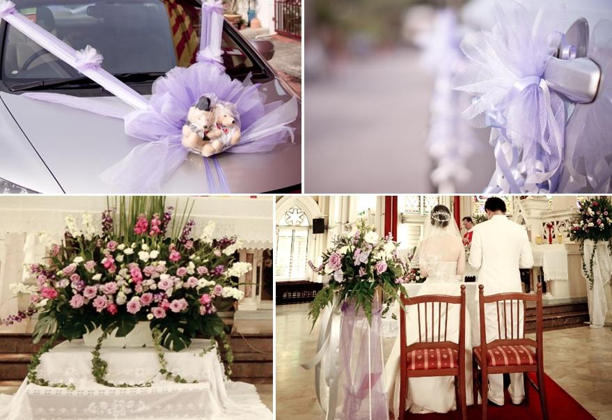 Wedding Theme Variations Of White