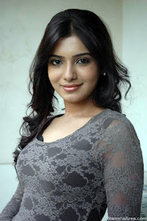 samantha sexy pic in a top
