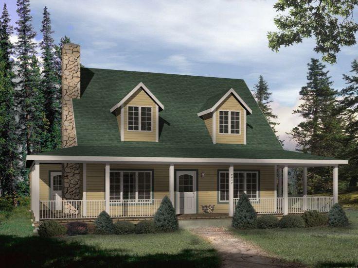 Modelos de Casas. Diseños de Casas y Fachadas: Modelos de Casas de Campo