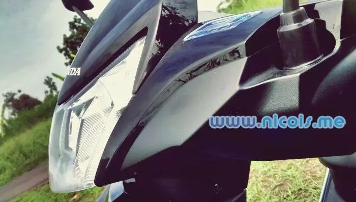 New Honda Supra X 125 PGM-FI Model Year 2014