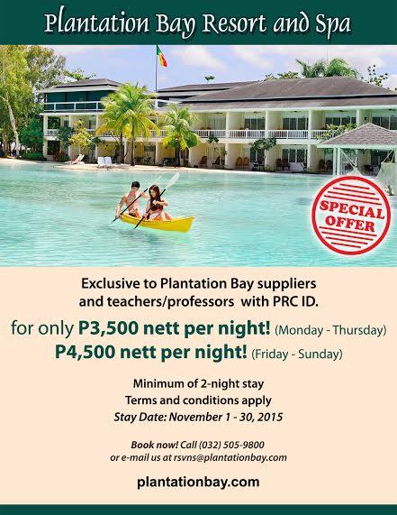 Plantation Bay Cebu Family Room