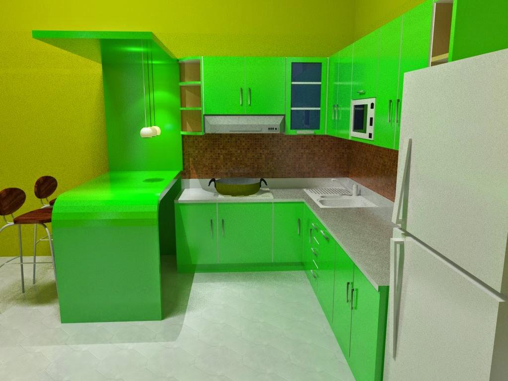 Jasa jual jual kitchen set murah minimalis ks l01 surabaya for Jual kitchen set surabaya