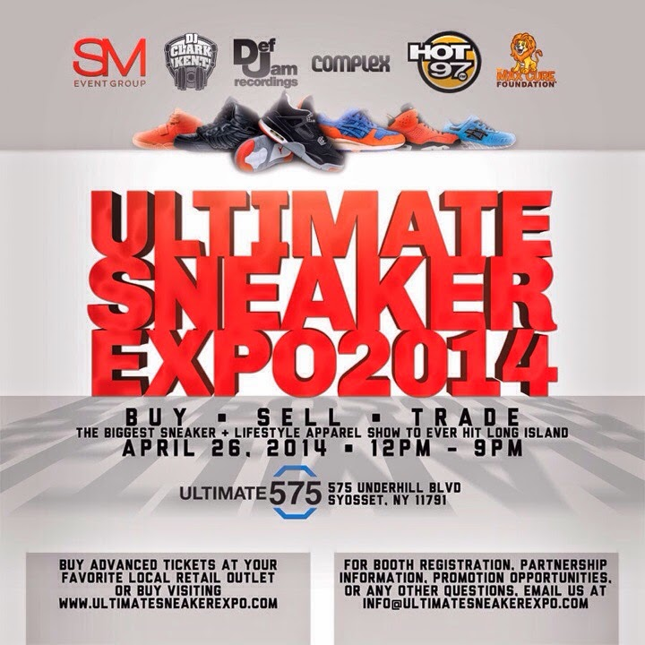 THE ULTIMATE SNEAKER EXP02014