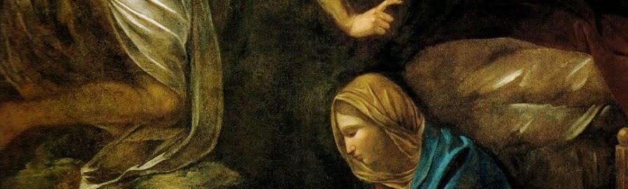 Anunciação Caravaggio