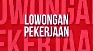 Lowongan Kerja KSO PT Pelaksana Jaya Mulia – PT Alam Jaya Perkasa Jawa Barat September 2014