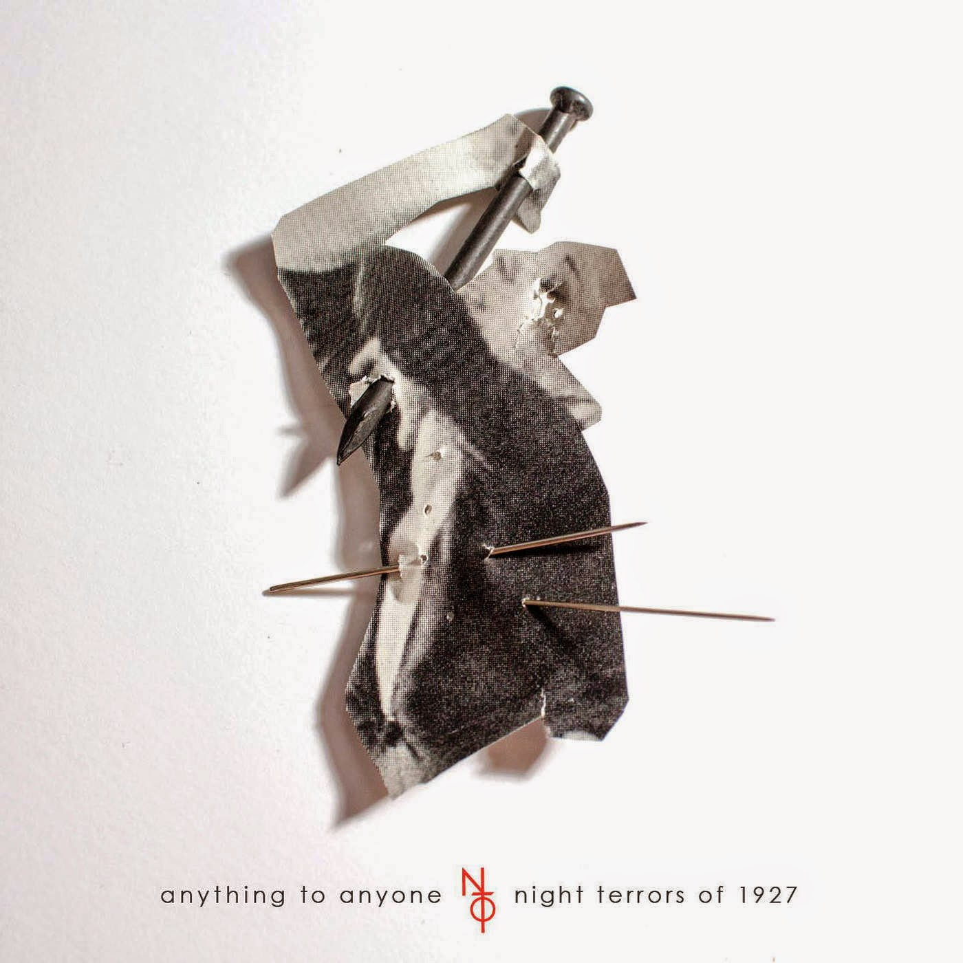 Night Terrors of 1927 - Anything To Anyone - EP Cover