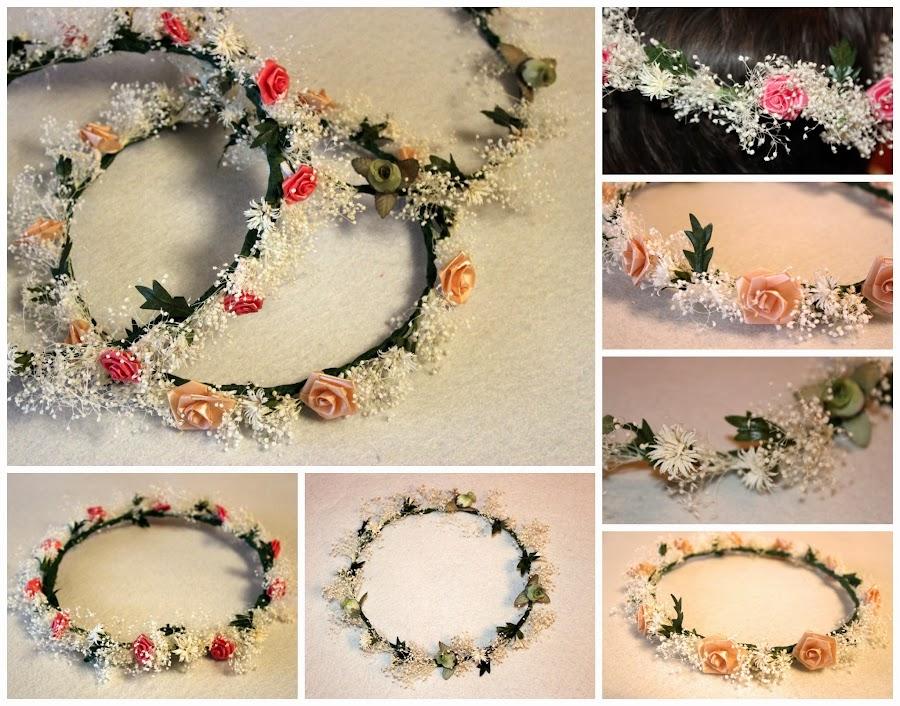 Coronas de flores - Coronas de flore ...