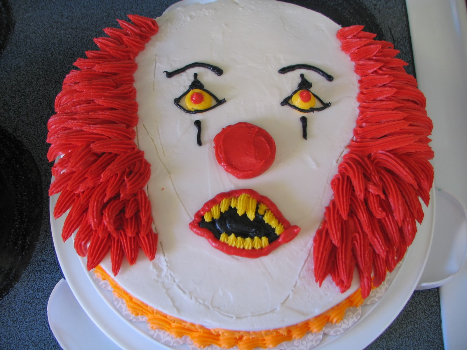 Piped Dreams Pennywise The Clown Scary Version