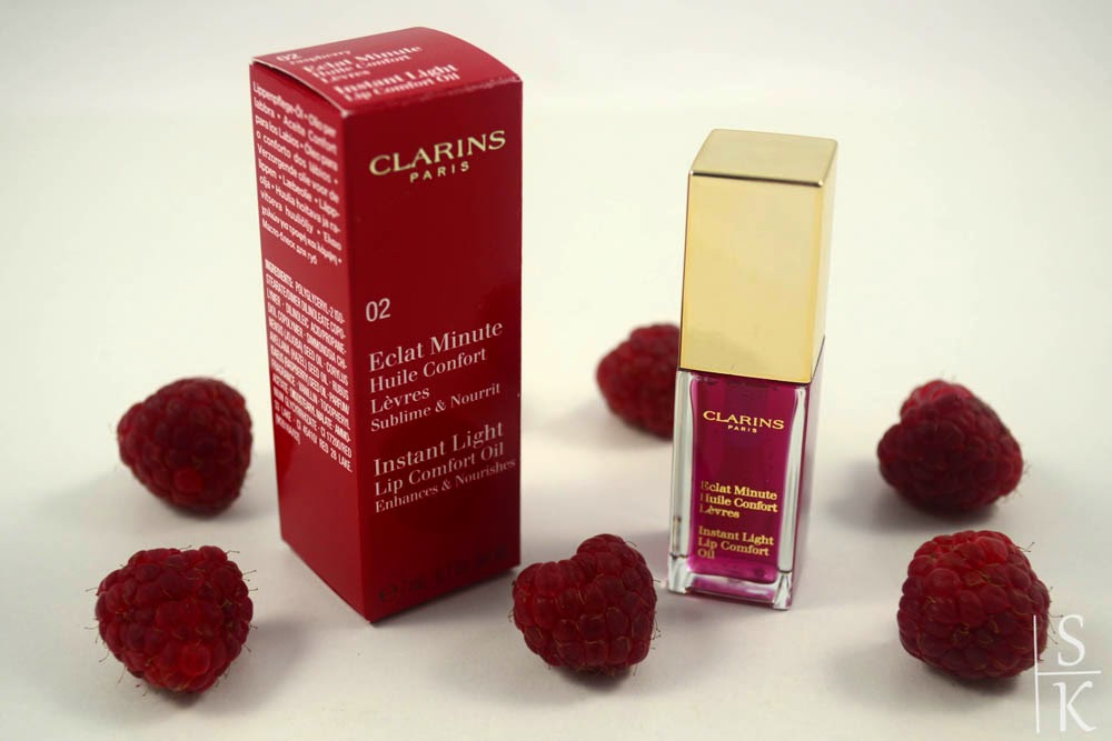 Clarins - Instant Light Lip Comfort Oil Rasberry