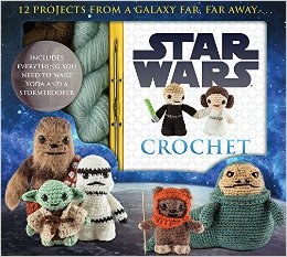 http://www.bookdepository.com/Star-Wars-Crochet-Lucy-Collin/9781626863262