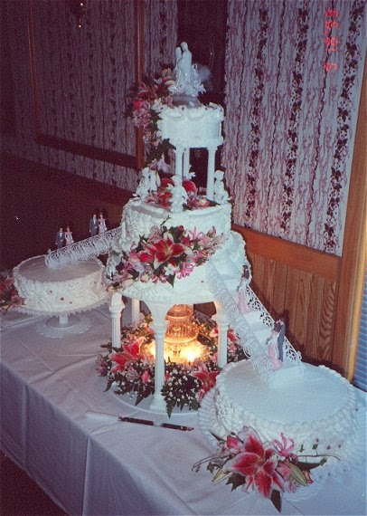 Scratchbaker Wedding Cakes From The 1990 S