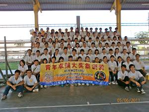 第一期青年卓越大奖集训营6月/2011
