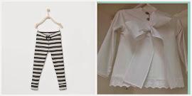 Peça da semana: Leggings e túnica branca