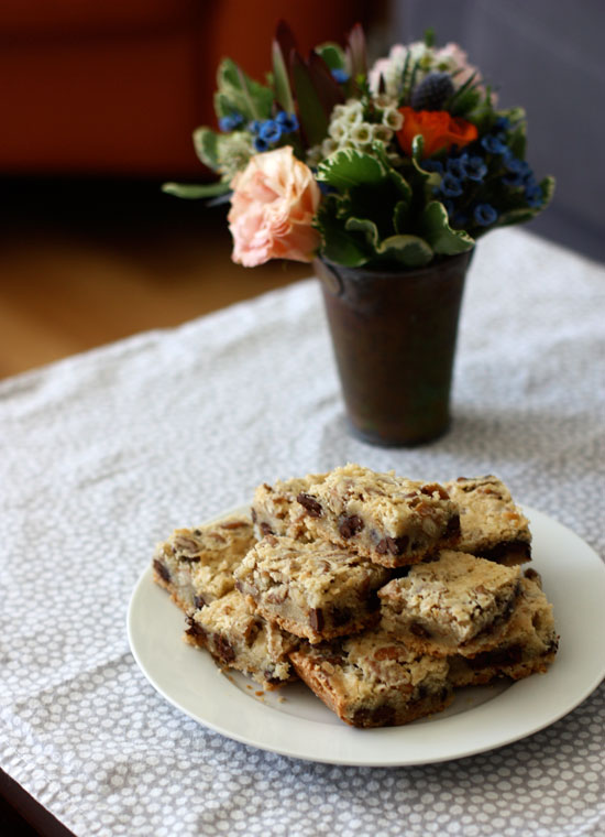 Derby Pie Bars Recipes — Dishmaps